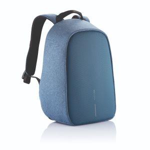 Bobby Hero Small, Anti-theft backpack, light blue