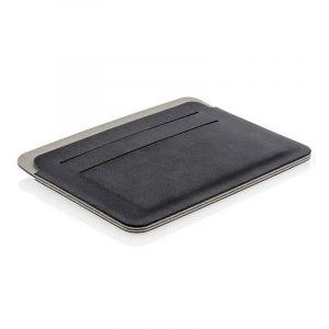 Porte-cartes anti RFID Québec, noir