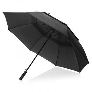 "Parapluie tempête 30"" Tornado, noir"
