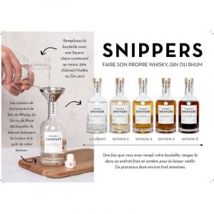 PLV Snippers Francais