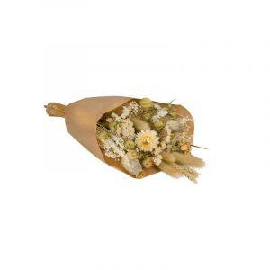 Bouquet de fleurs des champ sde mélange neutre. Fleurs séchées - Moyen
