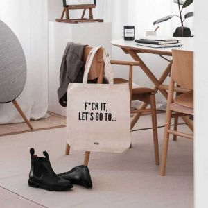 F*ck it - Tote bag