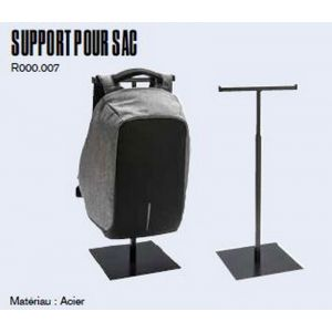 Bag display T stand