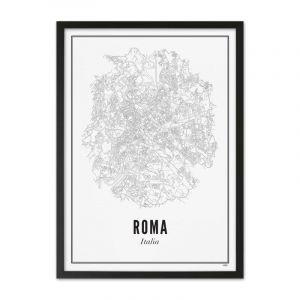 Prints - Rome - Ville A3