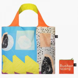 Sac RECYCLE Avec Pochette Zip Artist RUOHAN WANG Parallel World
