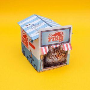 Kiosque à chat