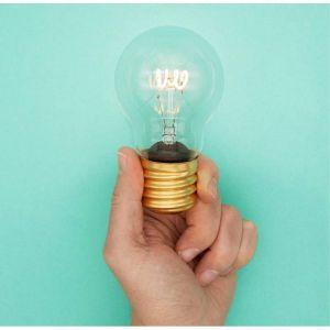 Wireless Filament Light