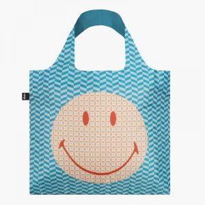 Sac SMILEY - Geometric Recycled
