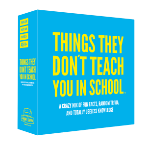US Things they don´t teach you in school