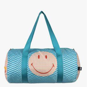 Weekender - SMILEY - Geometric Recycled