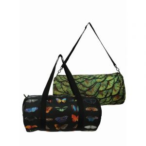 Weekender Papillons et paon