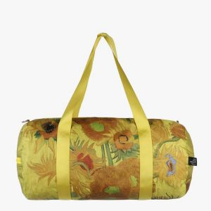 Sac RECYCLE  Weekender VINCENT VAN GOGH Sunflowers (tournesols)