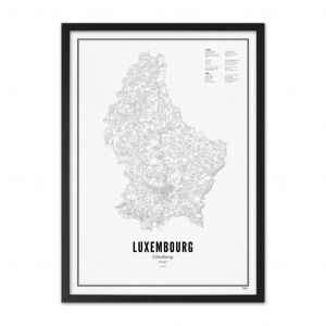 Prints - Luxembourg X1