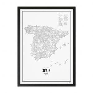 Prints - Spain A3