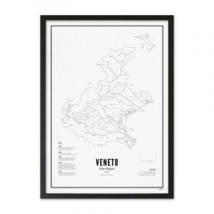Prints - Veneto - Wine Region X1